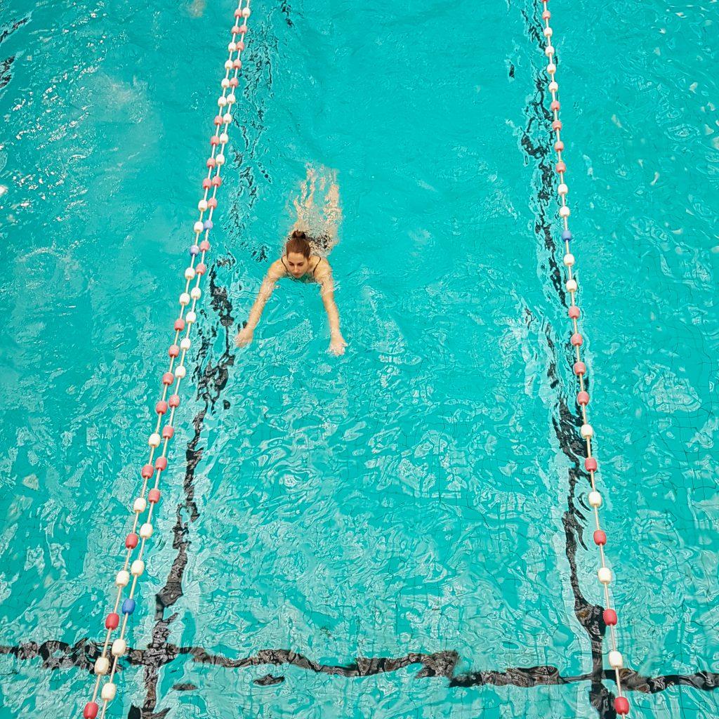 zwemmen in rotterdam